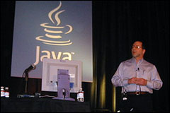 JavaOne: Mobility General Session Shows Developers What Java Can Do On Mobile Devices, part 3