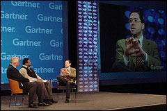 Gartner Symposium: Sun's Jonathan Schwartz Running Company on Go-Forward Basis