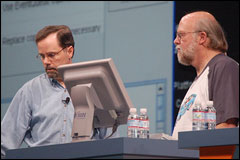 JavaOne: Java Luminary James Gosling Hosts Demos of Netbeans, JSR 209