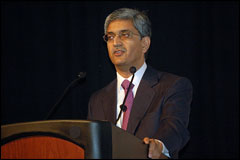 TiE Global Chairman Apurv Bagri Opens TiECON East 2006