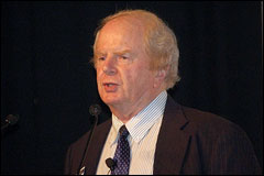 TiECON East 2006: Harvard's Stevenson Delivers Keynote on Predictive Intelligence