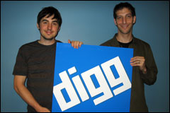 Digg This: Digg.com No Longer Just for Tech News Junkies