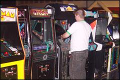 California Extreme 2006: Classic Arcade Games Show