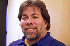 The Woz speaks at AlwaysOn 2006