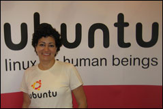 Do You Ubuntu? Canonical's Jane Silber on Enterprise and Open Source at LinuxWorld 2006