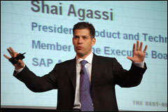 Shai Agassi's Keynote, SAP TechEd 2006, Las Vegas, Part 1 of 2