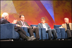 CTIA Day 2: Hollywood, Gaming and Wireless Executives Discuss the Mobile Enterprise Space in Roundtable Discussion