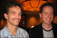 Web Dynpro with SAP's Bertram Ganz and Marco Ertel at TechEd, Las Vegas