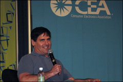 CEA: Mark Cuban on YouTube and Digital Life