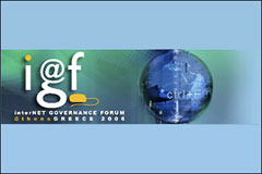 Internet Governance Forum Opens in Athens
