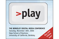 Play with Digital Media at UC Berkeley