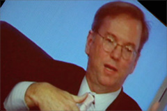 Exclusive Bootleg Video of Eric Schmidt Web 2.0 Keynote – 1 of 2