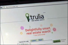 Demo of Trulia, a Web 2.0 site for real-estate buyers and sellers