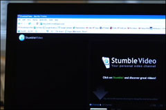 StumbleUpon new and fun videos with this new service