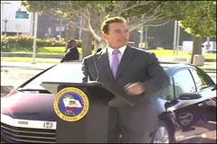 """Terminator"" Back at L.A. Auto Show"