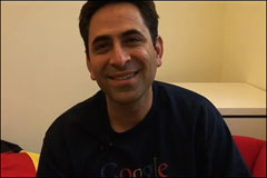 Google's Shashi Seth has your custom search engine