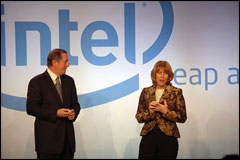 Intel CEO Paul Otellini Unveils the vPro Platform – Part 2 of 4