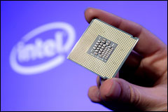 Intel News Roundup: New Server Chip Ships, and Handheld Division is Sold to Marvell