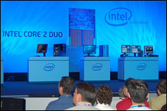 Sounds of the Intel Core 2 Duo Launch Party – Sponsored