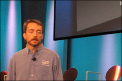 IDF Keynote: Gelsinger Promotes Quad-Core and More, Part 2