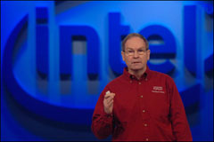 IDF Keynote: Wirt on Software Threading