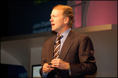 "Interop Keynote: Cisco's John Chambers Says, ""Next Market Transition is Collaboration."""