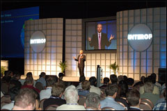 Interop Keynote: Juniper CEO Calls for Open Standards in Networking Industry