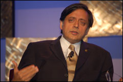 "TiEcon 2006: Dr. Shashi Tharoor, ""Convergence is More Than a High Tech Idea"""