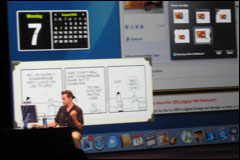 Steve Jobs Keynote at Apple WWDC: Animation, Widgets, and iChat – Part 3 of 3