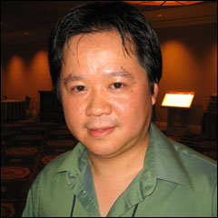 Andre Truong, Top Contributor to BPX, at SDN Day in Las Vegas
