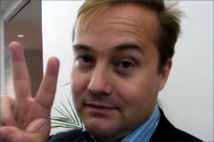 Jason Calacanis Talks About Gillmor Gang, Netscape and Starting a Company