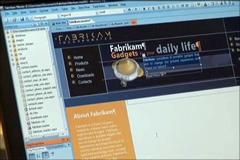 Quick demo of Microsoft Expression Web