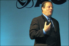 PodTech News Brief: Gore Talks Science