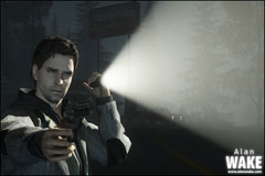 Alan Wake Video Game Previewed at IDF, Part I