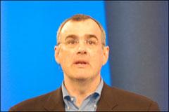 Intel's Louis Burns on Future Digital Health